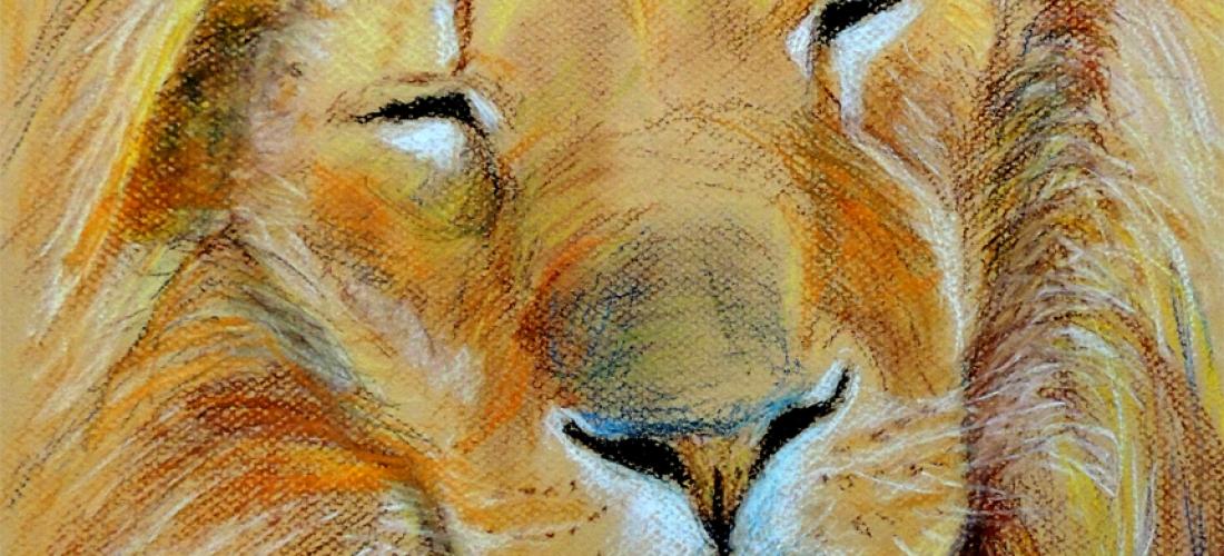 el León y el Viento