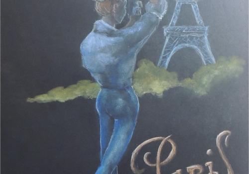 ESCENA PARISINA