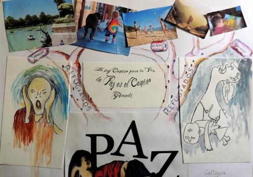 Collage de Paz